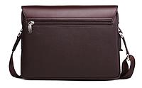 Мужская кожаная сумка. Модель 61294, фото 9