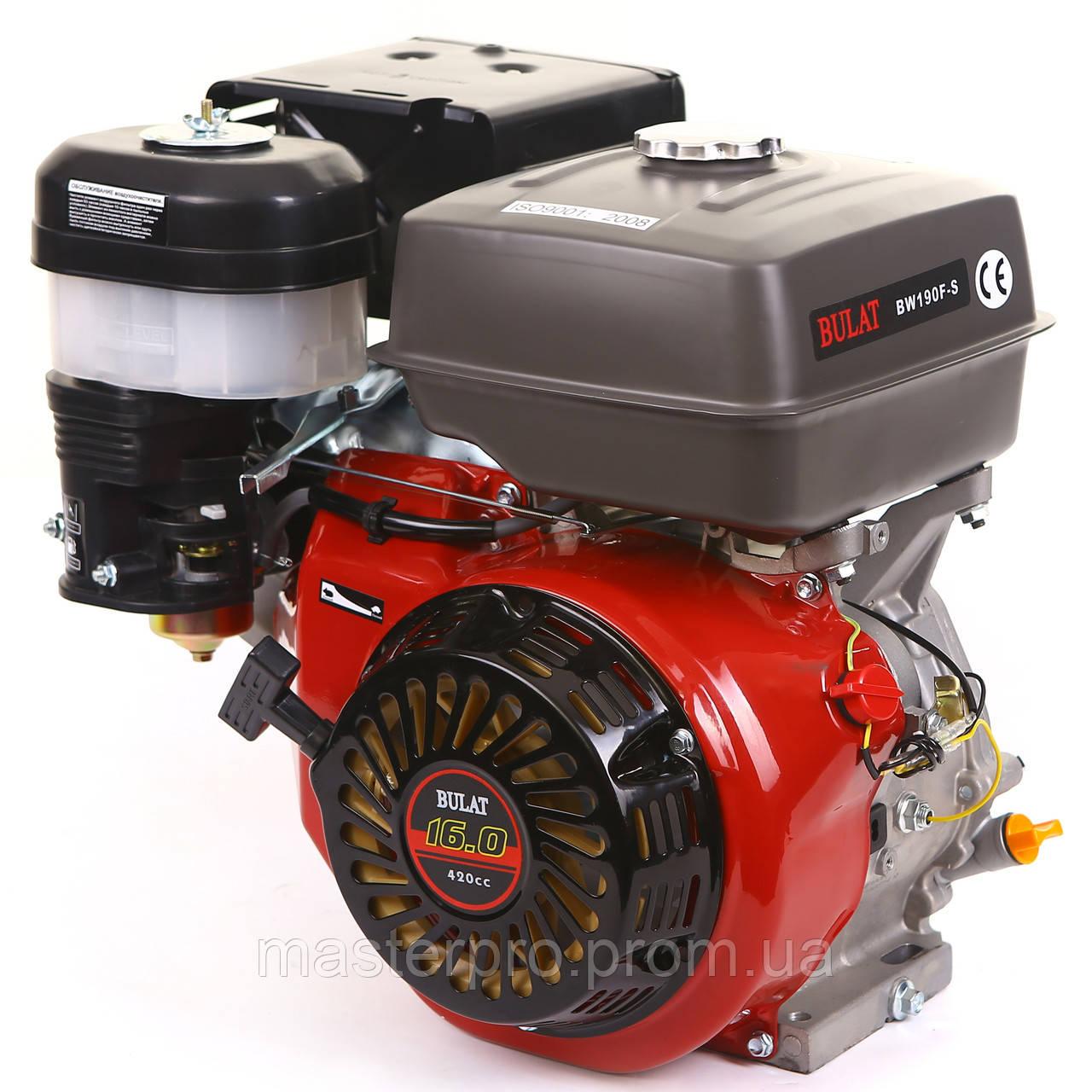 Двигатель бензиновый Bulat BW190F-S