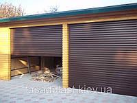 Ворота роллетные гаражные, автоматические ворота ролеты купить Киев