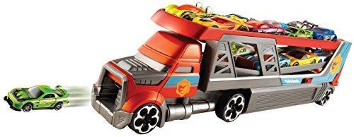Hot Wheels City Blastin Rig, Автовоз с пускателем Хот Вилс