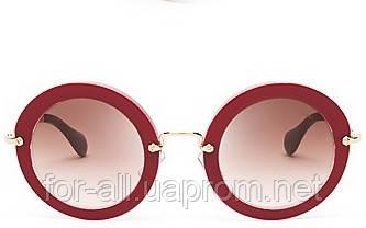 Сверкающая коллекция солнцезащитных очков от Miu Miu Glitter