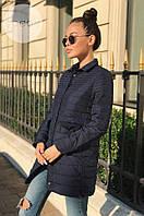пальто, наполнитель-холофайбер, цвет-черный, бордо, синий, голубой, розовый,, производство Китай гн № 310