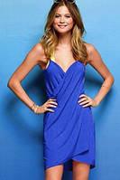 """Платье-парео """"Victoria Secrets"""" Синий цвет (копия), фото 1"""