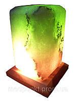 Солевая лампа, светильник Прямоугольник 4-5 кг