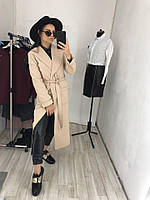 Женское пальто весна-осень, фото 1