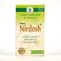 Аюрведические травяные сигареты-ингалятор Нирдош (Nirdosh Herbal Cigarettes, Maans)