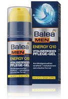 Гель Анти-эффект усталости для мужской кожи лица Balea men Energy Q10, 50 мл.