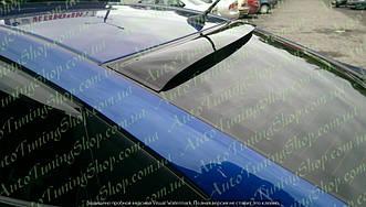 Козырек заднего стекла Hyundai Accent (2010-2017)