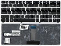 Клавиатура для ноутбука Asus U20 U20A U24 UL20 1201 1201H 1215 1225 VX6 (раскладка RU, вертикальный Enter)