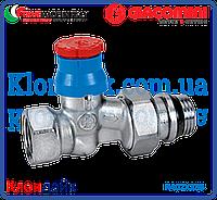 Giacomini термостатический клапан прямой 1