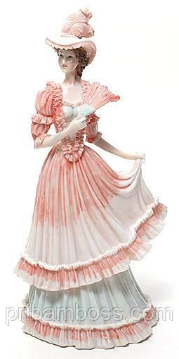 Декоративная статуэтка Девушка 33см