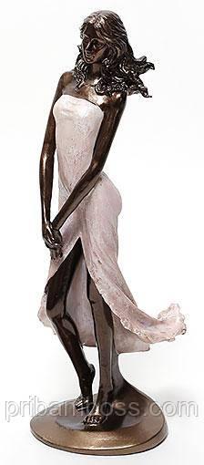 Декоративная статуэтка Девушка 31см