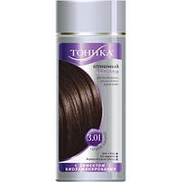 Оттеночный бальзам для волос Тоника 3.01 Горький шоколад