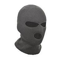Шапка-маска вязаная ForMax olive green