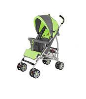 Детская прогулочная коляска трость Quatro Mini green (хаки-салатовая) 10953