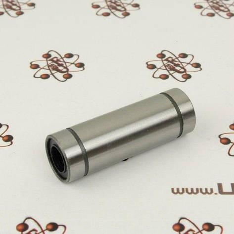 Линейный подшипник LM8LUU удлиненный, фото 2