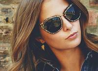 Солнцезащитные очки 2014. Сверкающая коллекция от Miu Miu
