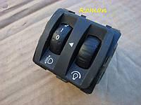 Кнопка корректора фар Renault Clio 4 Renault Captur Рено Клио 4 Рено Каптур