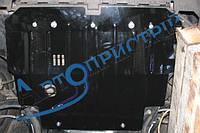 Защита двигателя (картера) PEUGEOT PARTNER ll 2008+ г.в.