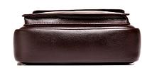 Чоловіча шкіряна сумка. Модель 61303, фото 4