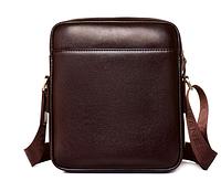 Чоловіча шкіряна сумка. Модель 61303, фото 5