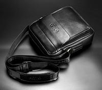 Чоловіча шкіряна сумка. Модель 61303, фото 8