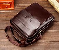 Чоловіча шкіряна сумка. Модель 61303, фото 10