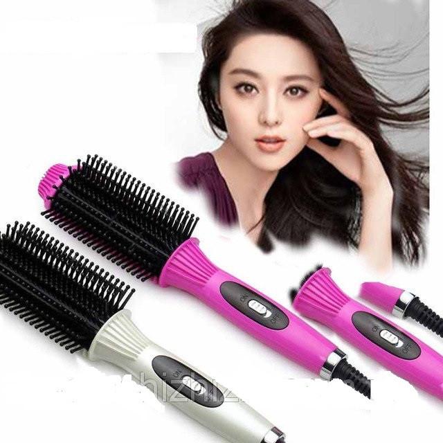 Расческа электрическая Nova NHC-8810 - расческа выпрямитель волос