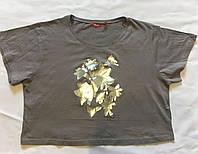 Коротенькая футболочка Folia L размера , фото 1