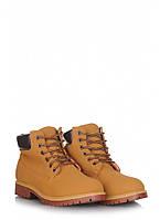 Рыжие ботинки тимберленды 1010-2C
