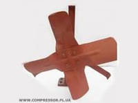Лопасти вентилятора на компрессор ПКС-5,25