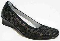 Туфли женские на платформе большого размера, женские туфли 40-44 от производителя модель МИ3203-5