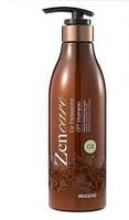 Лечебный шампунь для ослабленных волос - Welcos Mugens Zen-Care CPT Shampoo, 500 мл