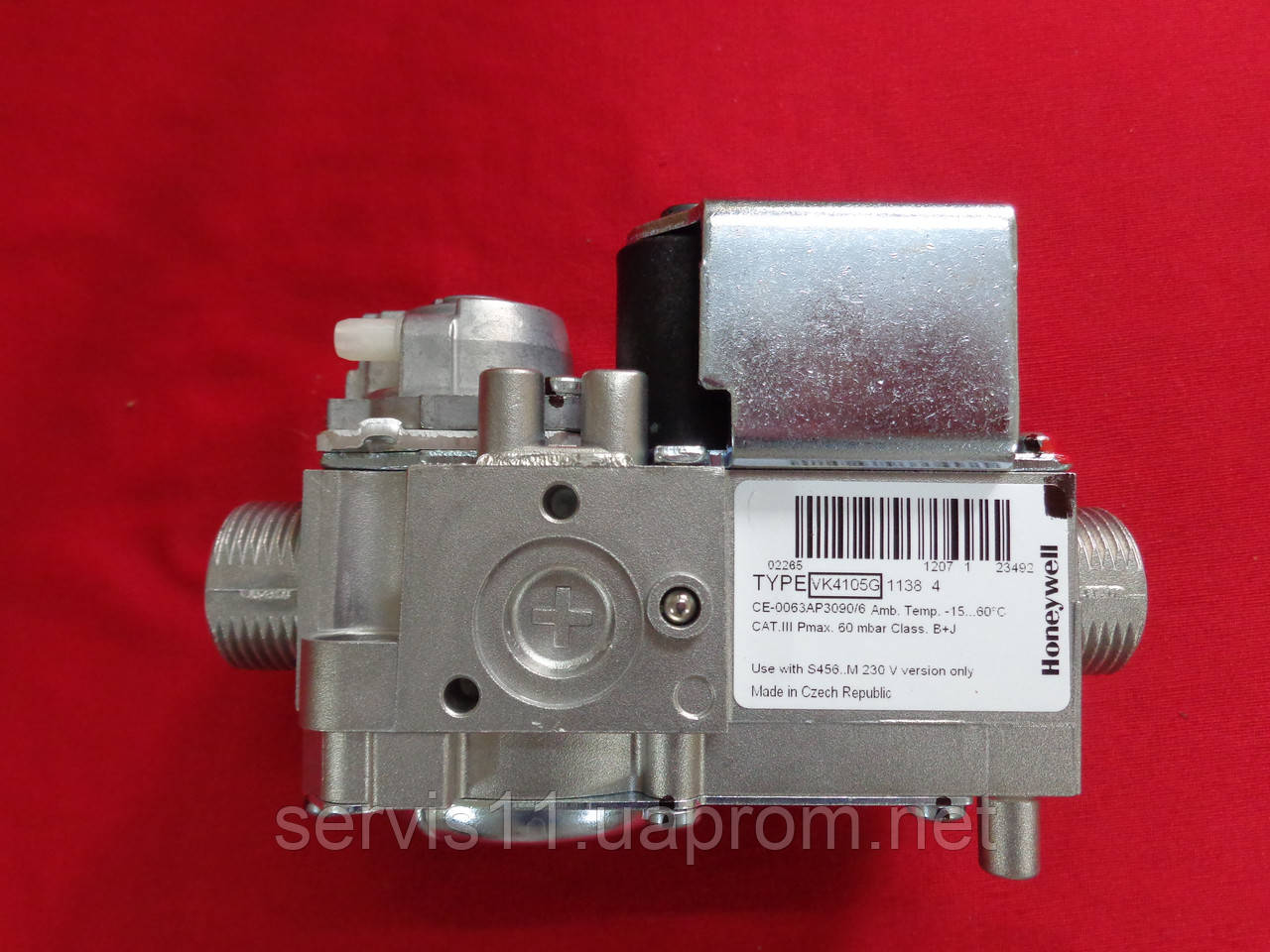 Газовый клапан VK4105G (1138 4) Honeywell Baxi, Westen Mainfour, Quasar D, Junkers (Юнкерс), Bosch