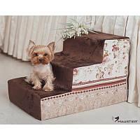 Ступеньки для маленьких собак Provence А 54x40x36h