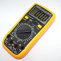 Тестер VC890D, мультиметр цифровой