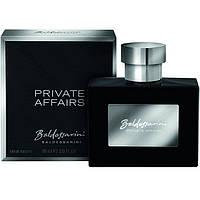 Hugo Boss Baldessarini Private Affairs edt 90 ml. мужской