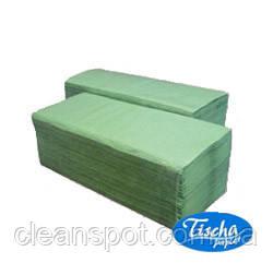Полотенца Эконом зеленые