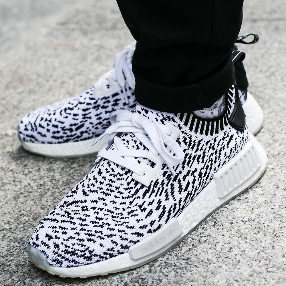 kup popularne najlepszy dostawca wysoka moda Оригинальные мужские кроссовки Adidas NMD R1 Primeknit
