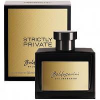 Hugo Boss Baldessarini Strictly Private edt 50 ml. мужской