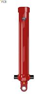 Гидроцилиндр телескопический 3 штока