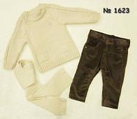 Комплект одежды NipperLand для девочек (1623), весна/осень, 3-18 мес.