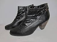 S. Oliver _ хорошие нарядные ботиночки _ Германия _ 41р-ст.26 н56