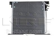 Радиатор кондиционера Mercedes Vito 638