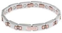 Титановый магнитный браслеты Тяньши White для женщин