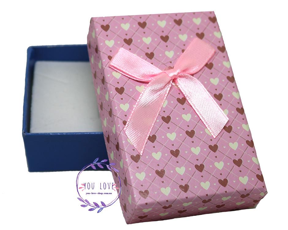 Коробочка для бижутерии Романтичная  Коробочка  Романтичная Розовая