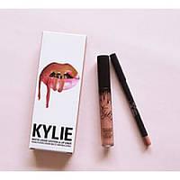 Помада Kylie 8611 + карандаш, 12 цветов