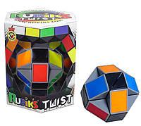 Головоломка RUBIK'S Змейка разноцветная (RBL808-2)