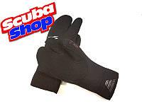 Трехпалые перчатки BS Diver INVERNO 7 мм для подводной охоты
