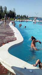 Самый большой и самый огромный «цельнолитой» композитный бассейн в СНГ и Европе!!!